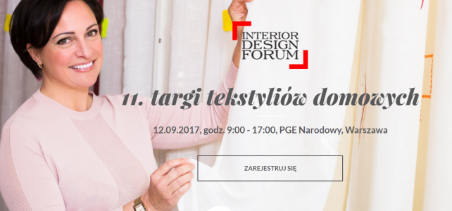Już jutro 11. edycja Interior Design Forum na PGE Narodowym