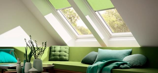 Jak umyć okno dachowe?
