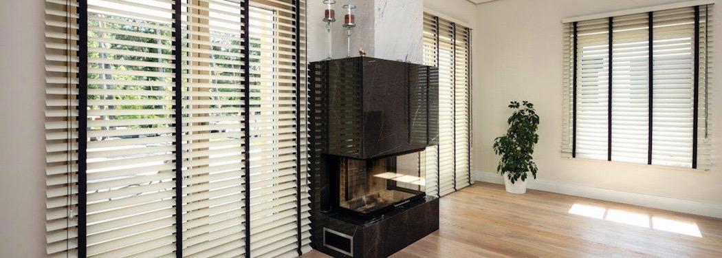 Żaluzje drewniane - elegancja w nowoczesnym wydaniu
