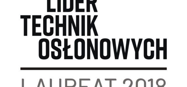 MOSKIROLET laureatem certyfikacji Lider Technik Osłonowych