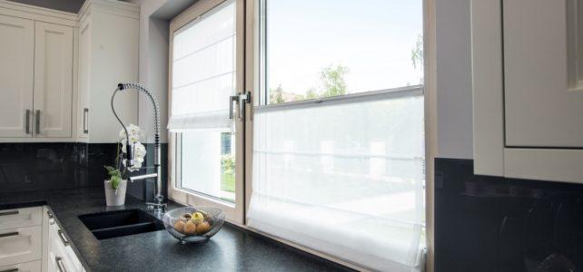 Promocja na zasłony rzymskie RVS – idealne rozwiązanie na jesienną metamorfozę okien